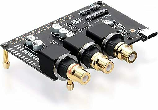Khadas Tone Board USB DAC Hi-Res Audio Development Board VIMs version ES9038Q2M