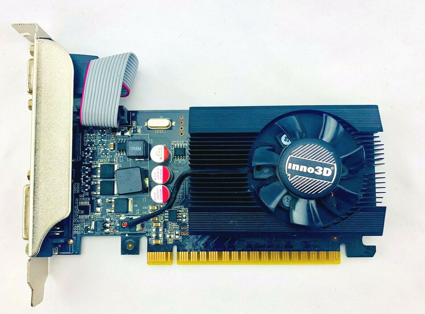 Inno3D NVIDIA GeForce GT 730 4GB DDR3 Graphics Card for Gaming DVI-D VGA HDMI