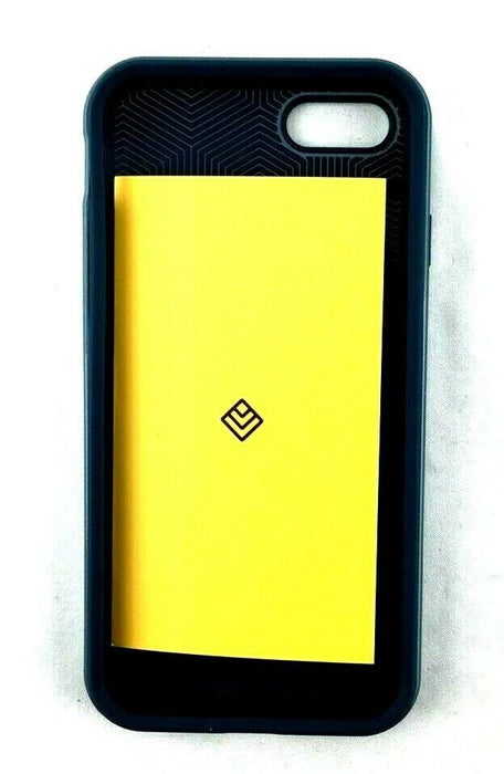 Caseology Parallax Phone Case For iPhone7/iPhone8 Aqua and Black Free Shipping
