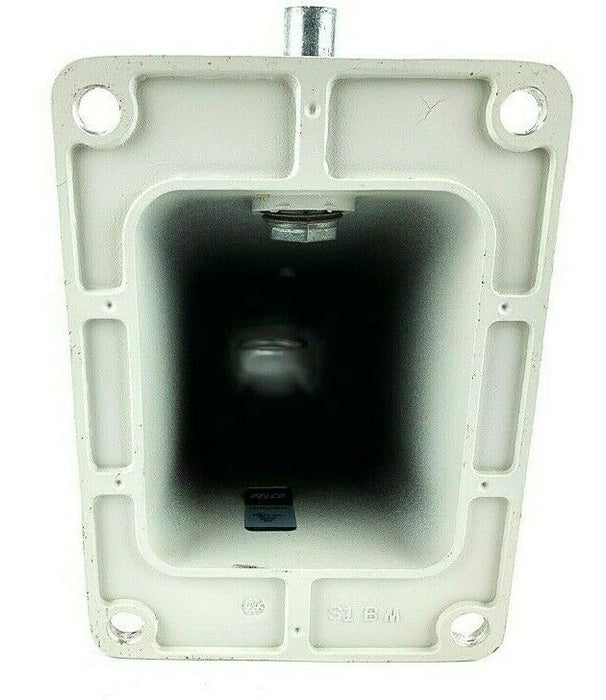 Pelco IWM-GY Wall Mount w/Cable Feed-Through for Spectra and DF5 Pendant Series