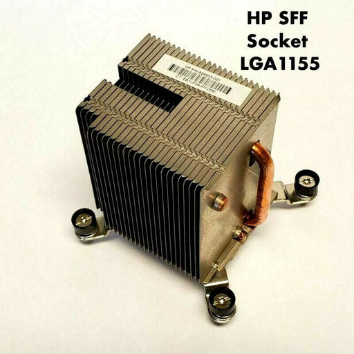 LGA1155 CPU Heatsink for HP 6200 6300 Pro ELite 8200 8300 SFF 628553-001
