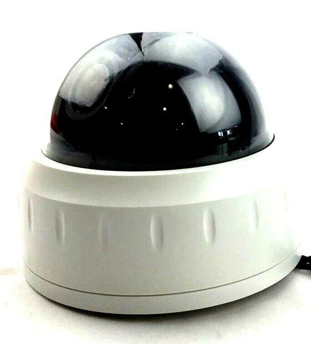 DeView MD4SN6028V10 Indoor Dome CCTV Security Camera VF Lens 600TVL Dual Voltage