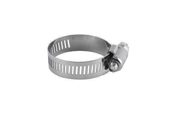 2 PACK American Valve #16 Stainless Steel Hose Clamp 7/8-in to 1-1/2-in #80887