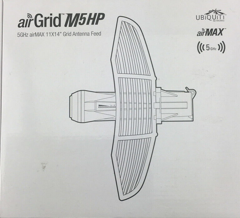 Ubiquiti airGrid M5 HP 5 GHz InnerFeed  AGM5-HP-1114-US Feed ONLY - No Antenna
