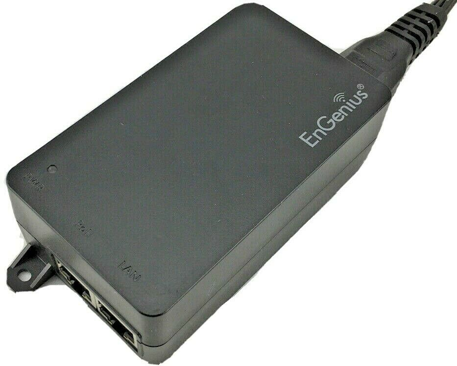 Engenius EPA5006GP Passive 54V Gigabit Power-over-Ethernet (PoE) Adapter 328ft