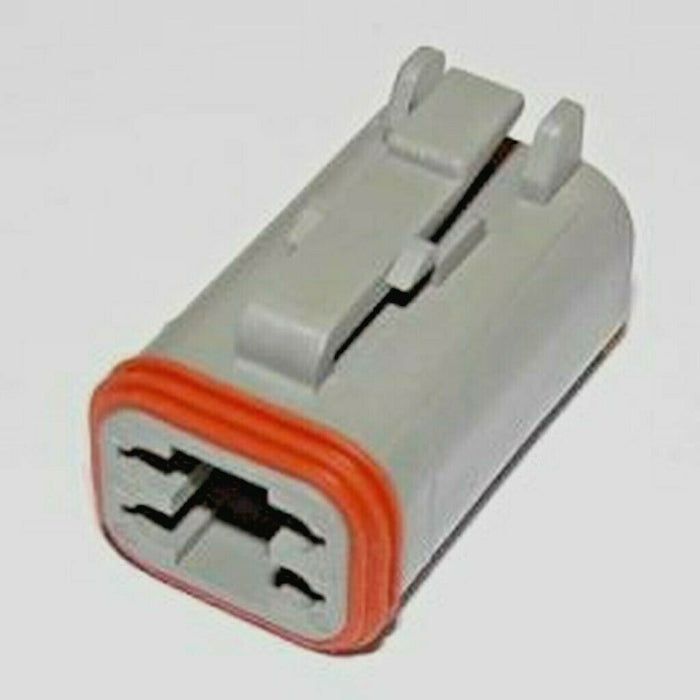 DEUTSCH DT06-4S-C015 Socket(Female) Housing 4 Position (50 Pieces)