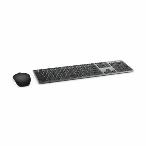Dell KM717 Premier Wireless Keyboard and Mouse Set Ergonomic NEW IN BOX