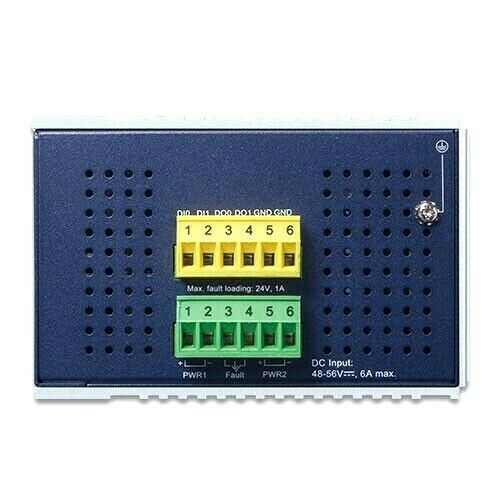 Planet IGS-5225-4UP1T2S Rugged 4-Port PoE Ultra Power Switch 95W/Port 802.3bt