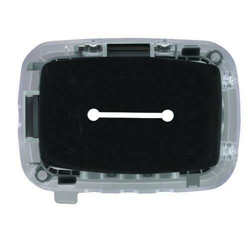 Intermatic WP5100C Weatherproof Outlet Cover Extra-Duty Plastic Single-Gang