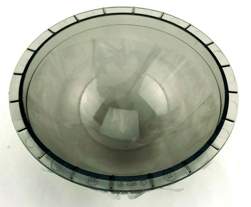 "AXIS Replacement Smoke Dome Plastic Lens 4"" P3353-V P3364-VE IP Cameras 4"""