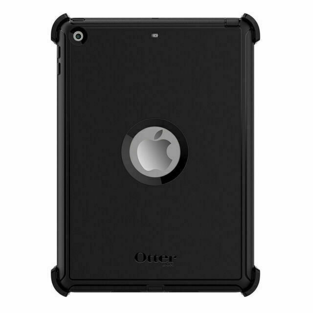 "Otterbox Defender Series Case for iPad 9.7"" 5th & 6th Gen Black Rugged Case NEW"