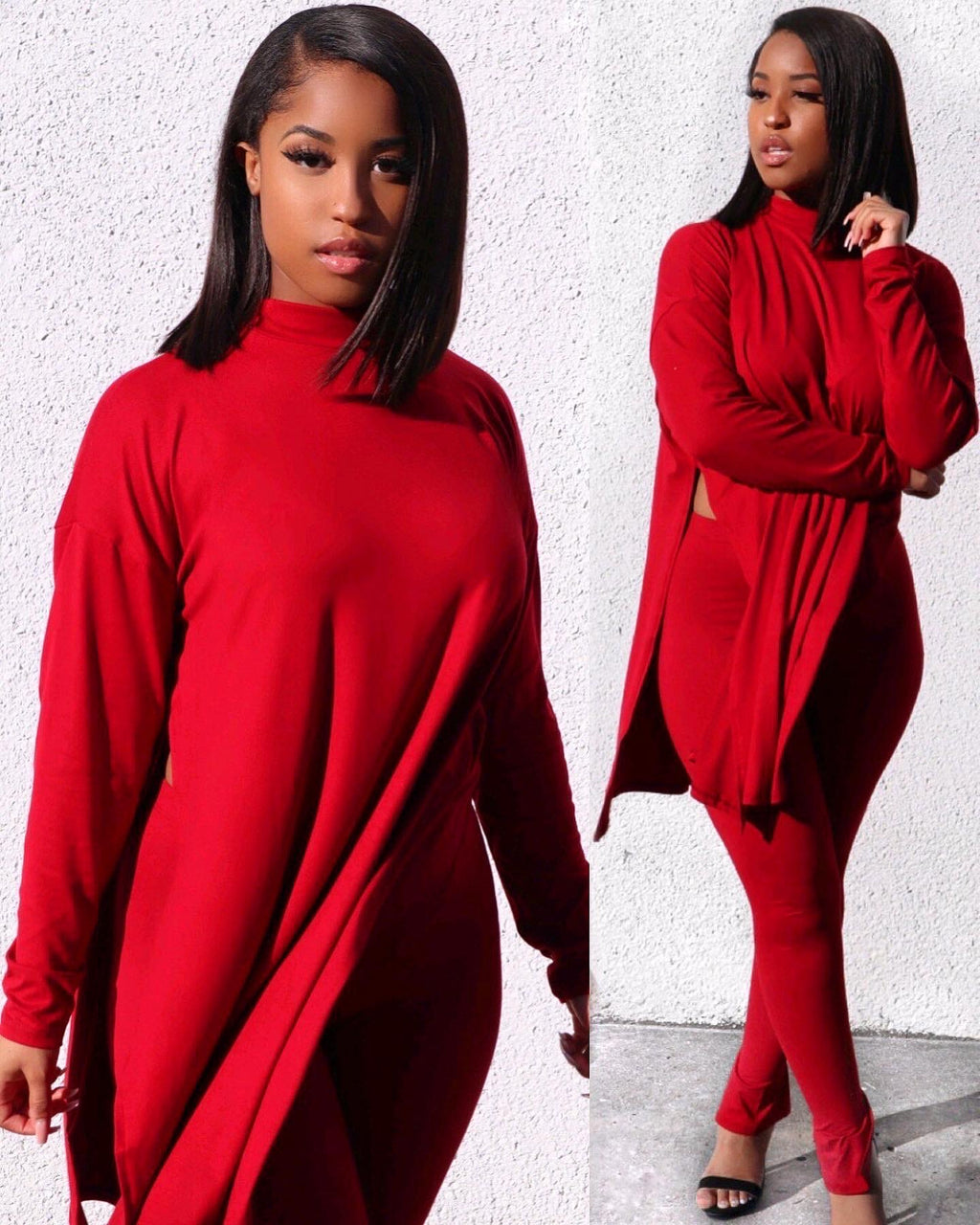 Cranberry Lounge Set