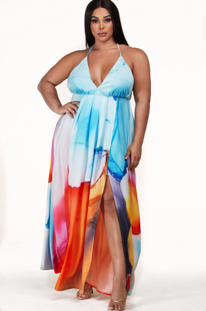 Vacation Dreams Maxi Dress