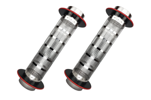 Centurion Pro Gladiator Trimmer (WET / DRY) w/ Electropolished or Quantanium Coated Tumblers