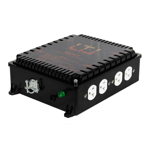Image of LTL MASTER 8 Eight lighting relay controls, without timer (120v & 240v Universal Plug