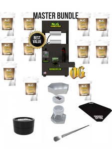 NugSmasher OG Rosin Press Master Bundle Package Deal