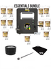 NugSmasher PRO Rosin Press Essentials Bundle Package Deal