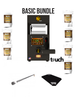 NugSmasher Touch 12 Ton Rosin Press Basic Bundle Package Deal