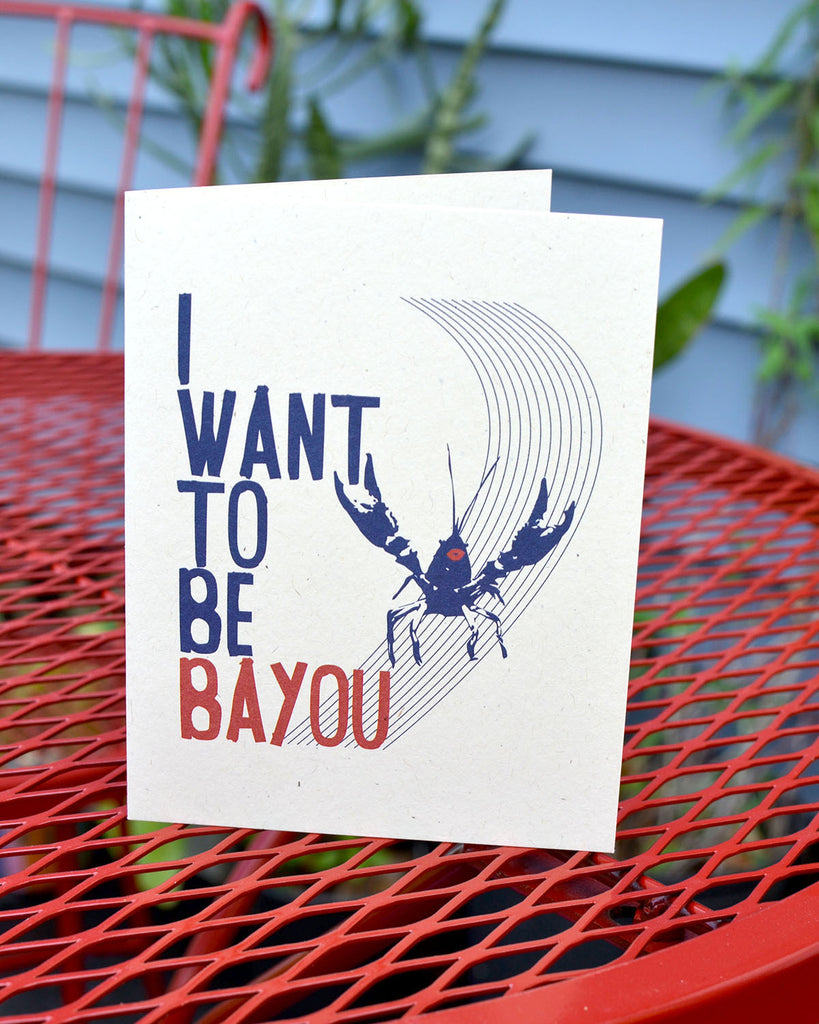 The Bayou Cards