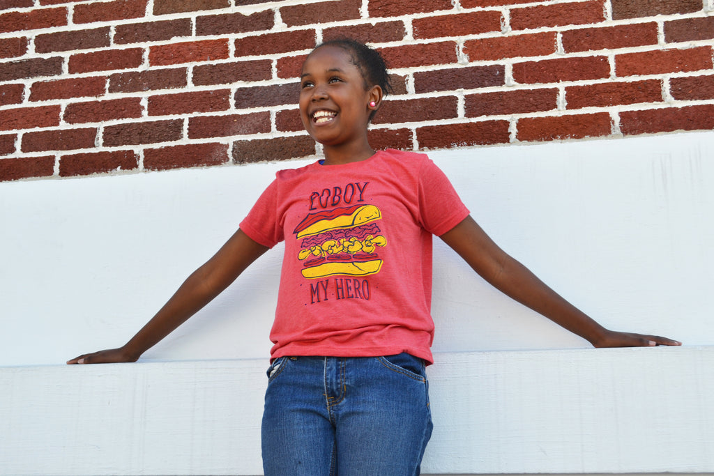 The Poboy Shirt