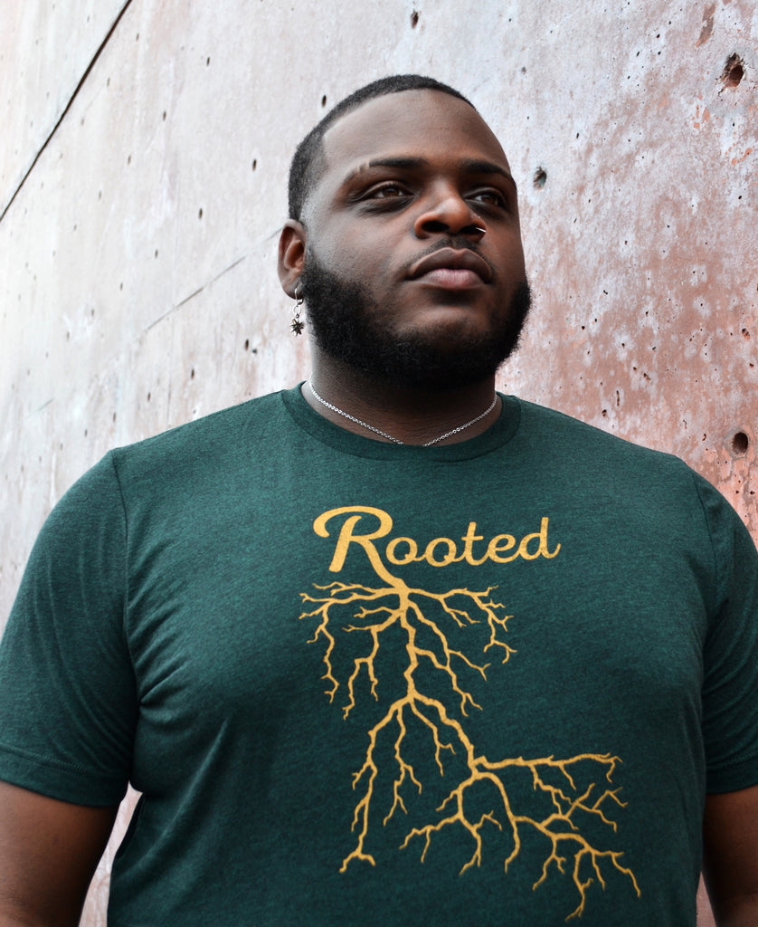 The Emerald Rooted Shirt