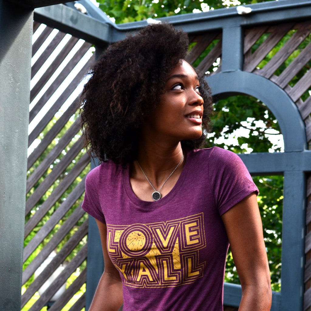 The Maroon Love Y'all Shirt