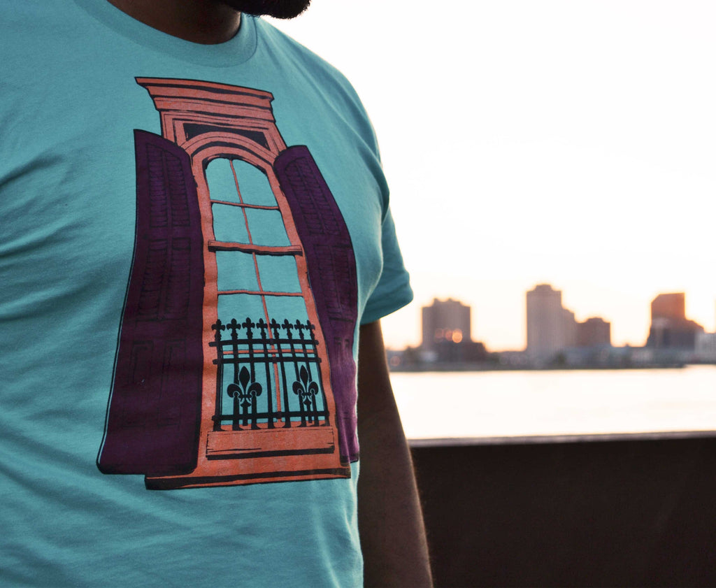 The NOLA Window Shirt