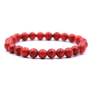 Red Bead Braclet