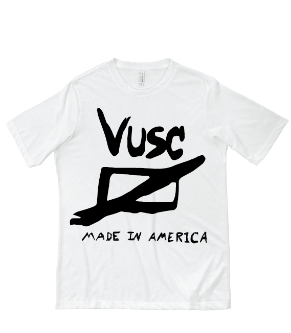 Logo Tee made in USA