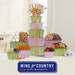 Tower of Sweets - About Your Gift