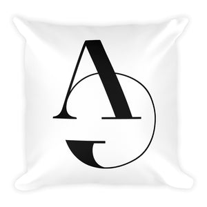 About Your Gift Square Pillow - About Your Gift
