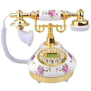 Antique Desk Telephone ( Real Telephone Function) - About Your Gift