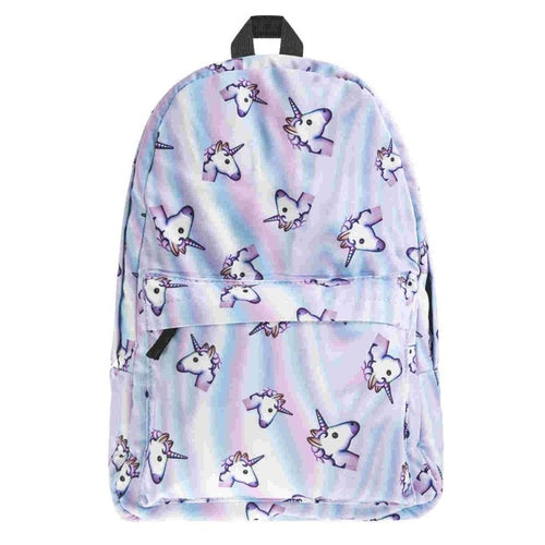 Holo Unicorn Backpack - About Your Gift