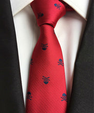 Skull Necktie - About Your Gift