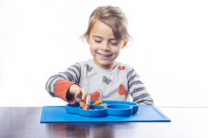 Silicone Kids Plate Mat - About Your Gift