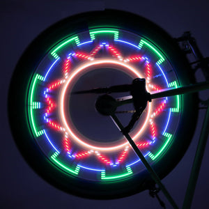 LED Bicycle Lights (32-in-1 Design) - About Your Gift