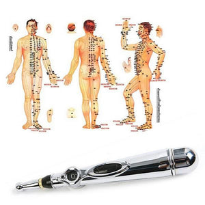 Laser Acupuncture Pen - About Your Gift