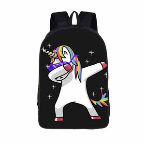 Funny Dabbing Unicorn Backpack - About Your Gift
