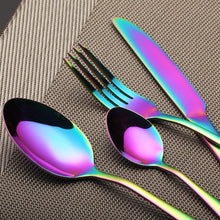 Rainbowbright Cutlery Set - About Your Gift