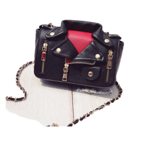 Jacket Style Shoulder Bag - About Your Gift