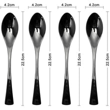 Jet Black™  Silverware - About Your Gift