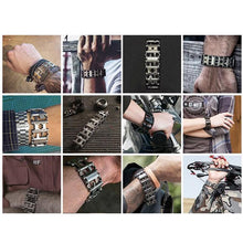 29 in 1 Multi-Tool Stainless Steel Bracelet - About Your Gift