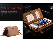 Retro Leather Wallet Case for IPhone - About Your Gift