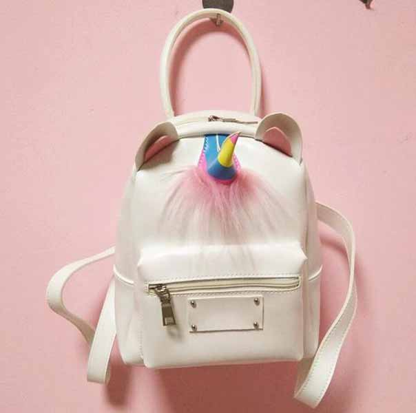 Fashionable Unicorn Backpack - About Your Gift