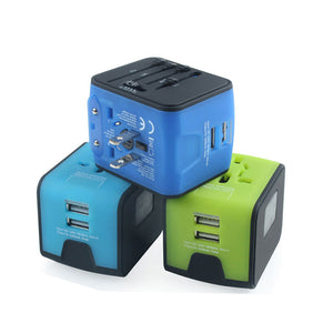 All-in-One Universal Adapter - About Your Gift