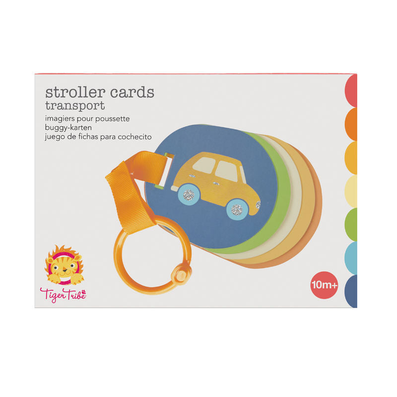 Stroller Cards - Transport