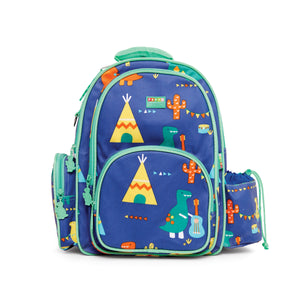 Backpack - Dino Rock (Large)