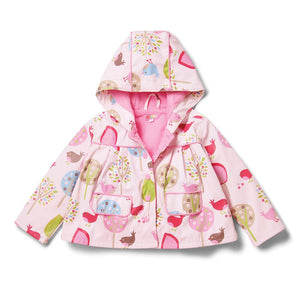 Raincoat - Chirpy Bird