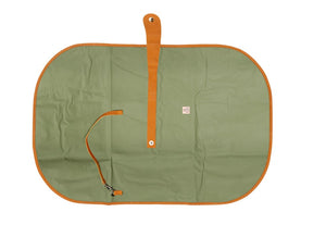 Baby Travel Change Mat - Olive Fields