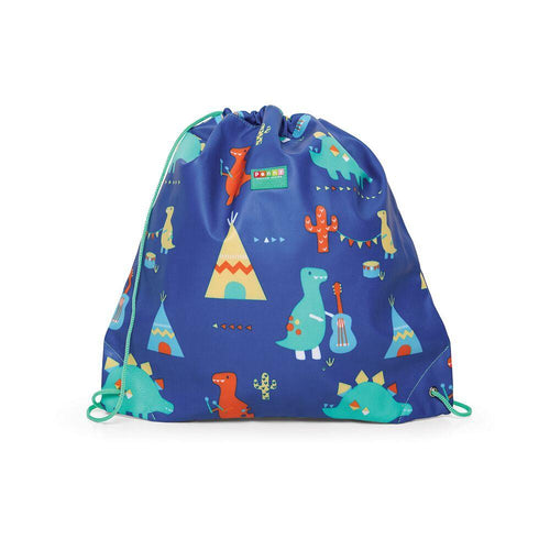Drawstring Bag - Dino Rock